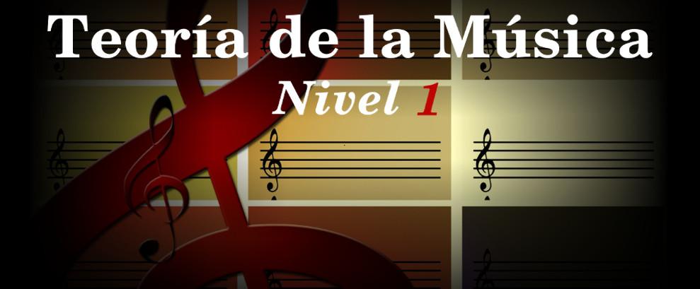 Teoría de la Música: Nivel 1 (Curso en Vídeo)