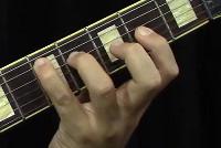 Tradas Mayores en la Guitarra
