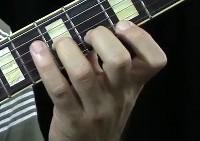 Triadas Menores en la Guitarra