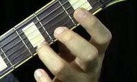 Como leer las notas en la guitarra primera cuerda