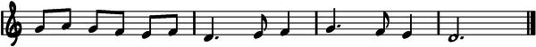 Ejercicio #2 quinta cuerda