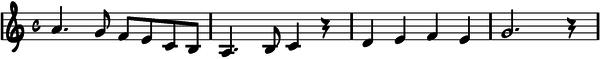 Ejercicio #3 quinta cuerda