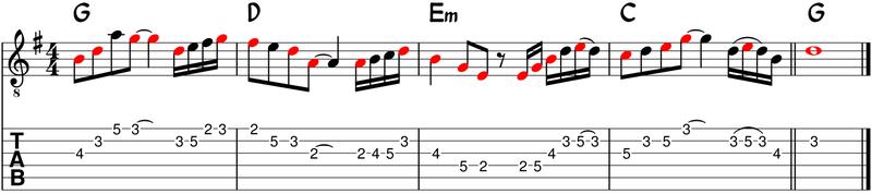 Clave 3 - arpegios y escalas