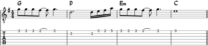 Citar melodía