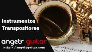 Cómo Leer y Escribir Música para Instrumentos Transpositores