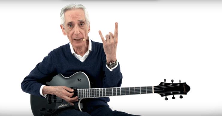 guitarrista aprender tras ictus