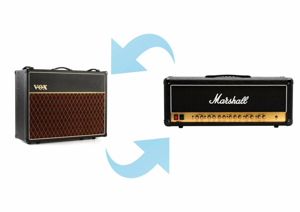 Fotografía Amplificador para guitarra de cabezal o combo